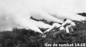 gaz de combat