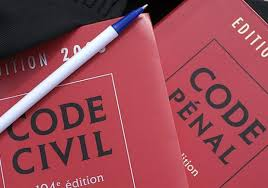 Codes Civil et Pénal