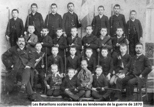 Bataillons scolaires