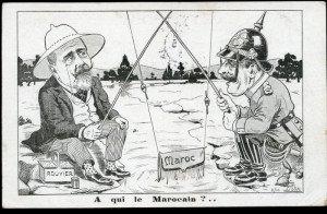 La France et l'Allemagne au Maroc