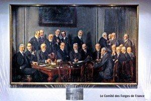 Le Comité des Forges 1