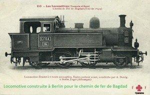 Chemin de fer de Bagdad 1