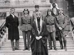 Les accords Sykes Picot et l'indépendance arabe